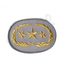 General Officers Collar Patches CQ