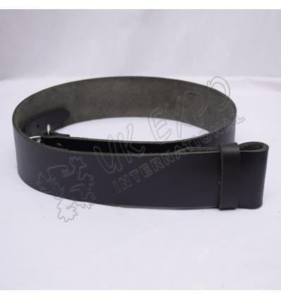 Mekenzie Modern Tartan PVC shine in Black Color With ruber sole