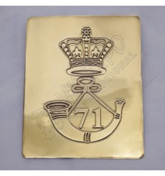 Plain Brass chest Plate