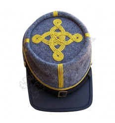 US Captains Embroidered Kepi