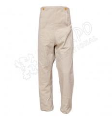 Cream Color Canvas Civil War Trouser