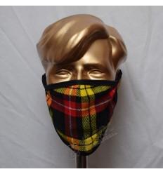 Buchanan Tartan Scottish Style Mask