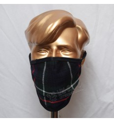 Mackenzie Tartan Scottish Style Mask