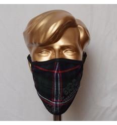 Scottish National Tartan Scottish Style Mask