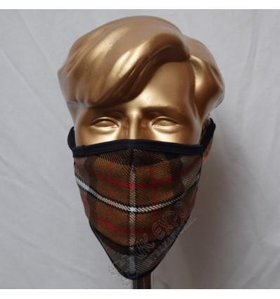 Burberry Check Corporate Tartan Scottish Style Mask