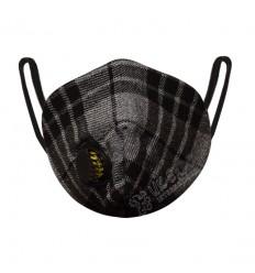 Grey Watch Tartan Scottish Filter Mask