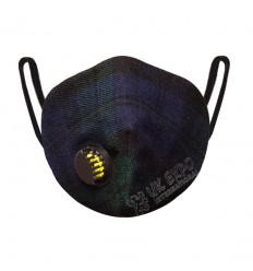 Black Watch Tartan Scottish Filter Mask