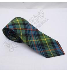 Flower of Scotland Tartan Tie