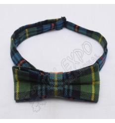Flower of Scotland Tartan Bow Tie