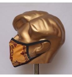 Scottish Rampant Lion Flag Sublimated Cotton Mask