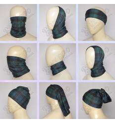 Neck Gaiters Tartan Sublimated Mask