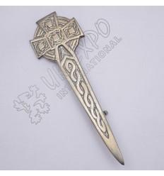 Celtic Brass Antique Kilt kin