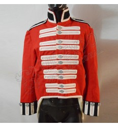 Napoleonic British jacket Main Body Cream color wool