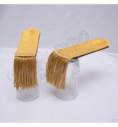 Gold bullion wire Braid Special Shoulders/Epaulette