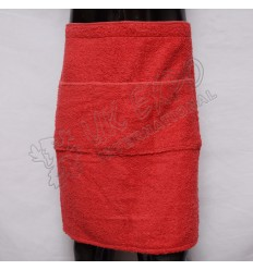 Ladies Apron with Belt and pocket