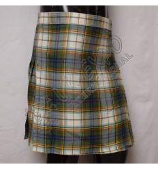 Tartan no 90 Scottish Women Mini Kilt