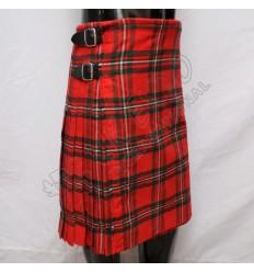 Scottish 8 Yard Macgregor Tartan Kilt