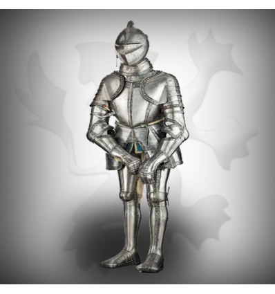 Decorative Medieval full Body ArmorDecorative Medieval full Body Armor Available in Brass, Steel and Iron