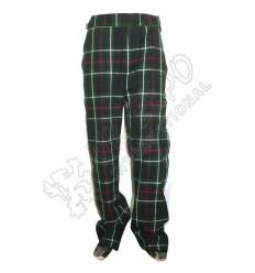 Robertson Red Tartan trouser