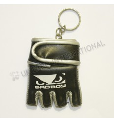 Black Color Motor Bike Jacket Key Chain