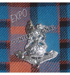 American Metal Badge