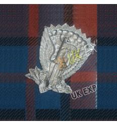 American Metal Badge