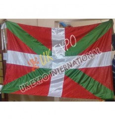 IKURRINA FLAG Double Side Fabric Flag