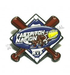 FASTPITCH NATION MVP Pin
