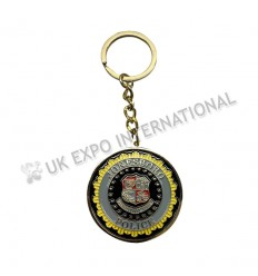 Jhones Boro Police Key Chain