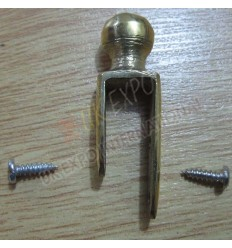 Drum brass hooks