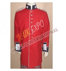 Red Brithish Tunic