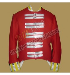 British Army regiments of the War Green drummer Jacket