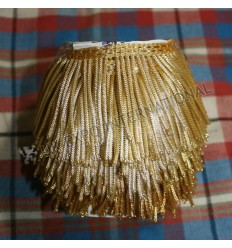 Gold Bullion Frings available in all sizes come in mitters