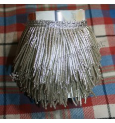 Silver Bullion Frings available in all sizes come in mitters