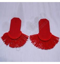 Red Color Shoulder