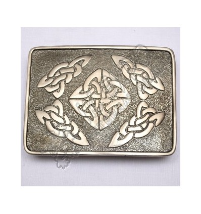 Celtic Design Antique Buckle