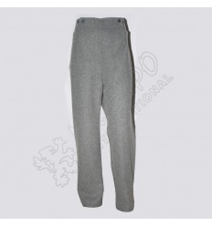 American Civil War Gray Wool Trouser