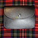 Piper/Drummer leather Pouches