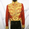 Officer Embroidery Jackets and Coats