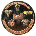 Challege Metal Coins