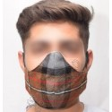 Tartan Fashion Mask