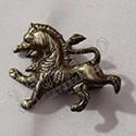 Metal Badges Brass & Gold & Chrome