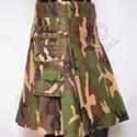 Camouflage Utlity Kilts
